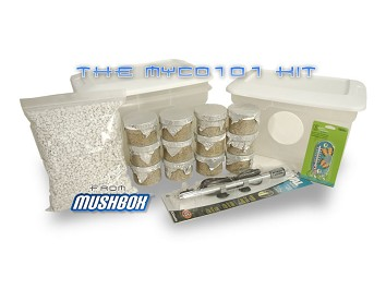 The Myco101 Grow Kit