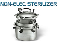 Non-Electric Sterilizers