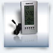Temp/Humidity Gauge