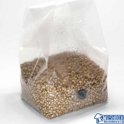 NEW - Sterilized Grain Spawn Bags
